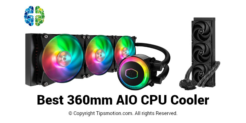 Best 360mm AIO Cooler